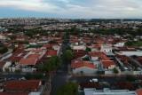 Bauru visto da Vila Souto