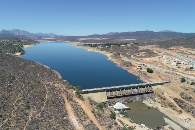 Clanwilliam Dam