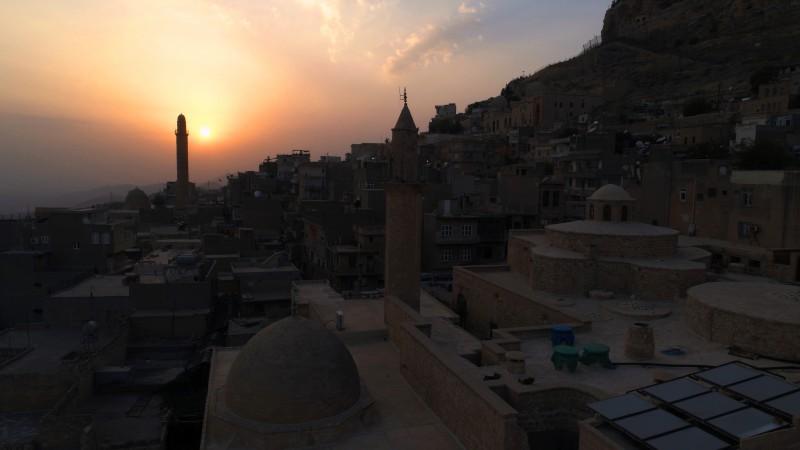 Reyhani Mosque Mardin