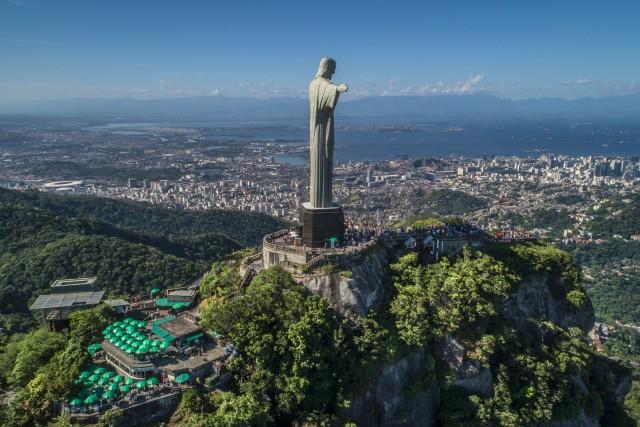 Rio de Janeiro- God city