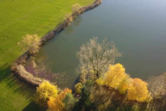Lago in Autumn
