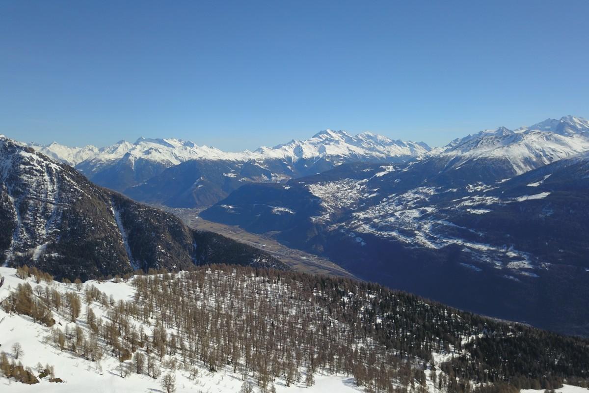 Rhonetal – Switzerland