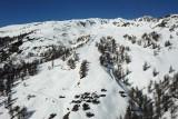 "Untere Feselalp – Skigebiet ""Jeizinen"" Switzerland"