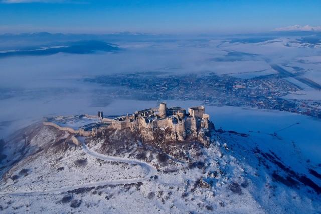 Spissky castle , Slovakia