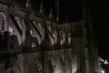 Arundel Cathedral By Night