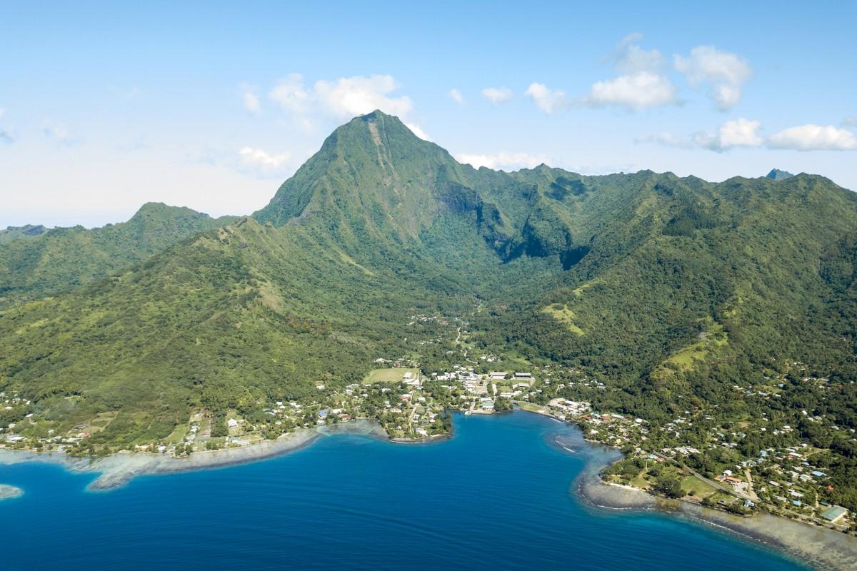 Tohivea mont, 1200m