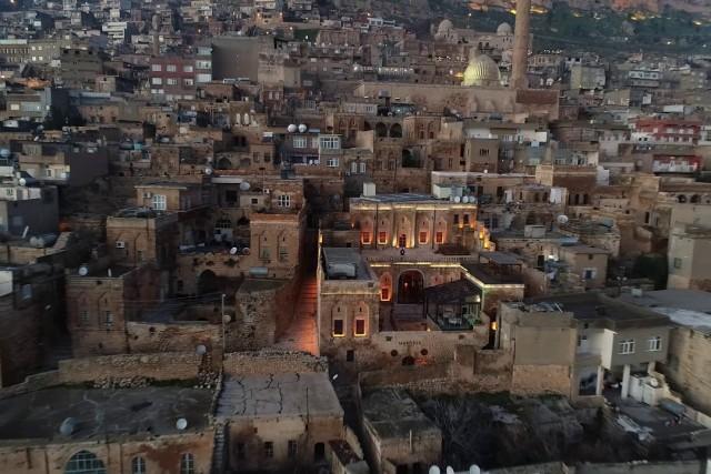 Tale Ciy Mesopotamia Mardin