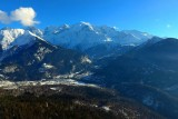 The Arve Valley and the Highest summit in Europe !