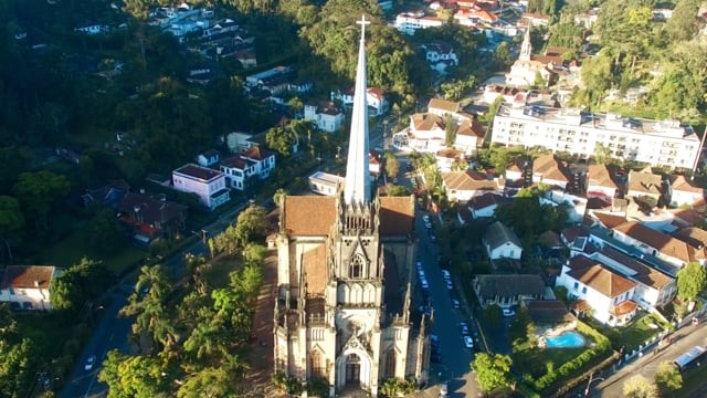 The Cathedral of Saint Peter of Alcantara – Petrópolis, RJ – Brazil