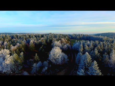 Winter begin in France !