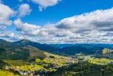 Carpathian valley