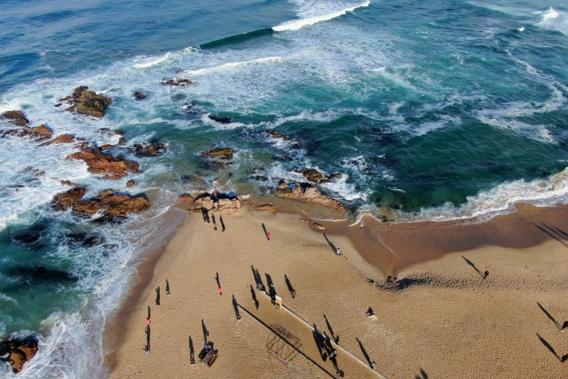 Republic of Korea(South Korea) : Jeongdongjin & Jumunjin (Gangwon-do) Beach