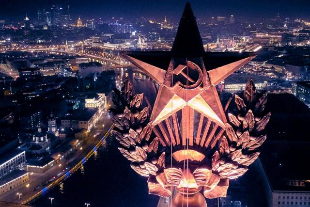 Moscow stars / Московские зведы