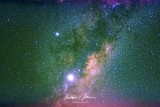 Milky Way Galaxy Galactic Core