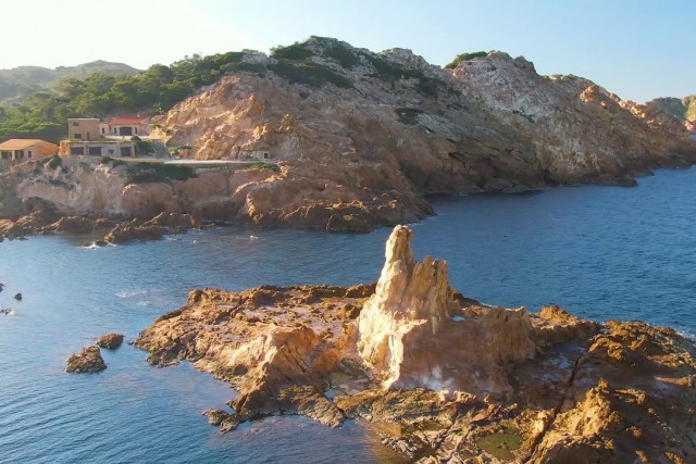 Pregonda beach, Menorca