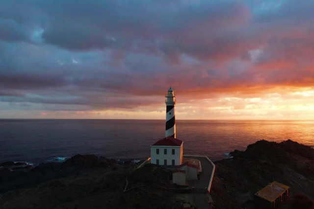 Sunrise on the Lighthouse