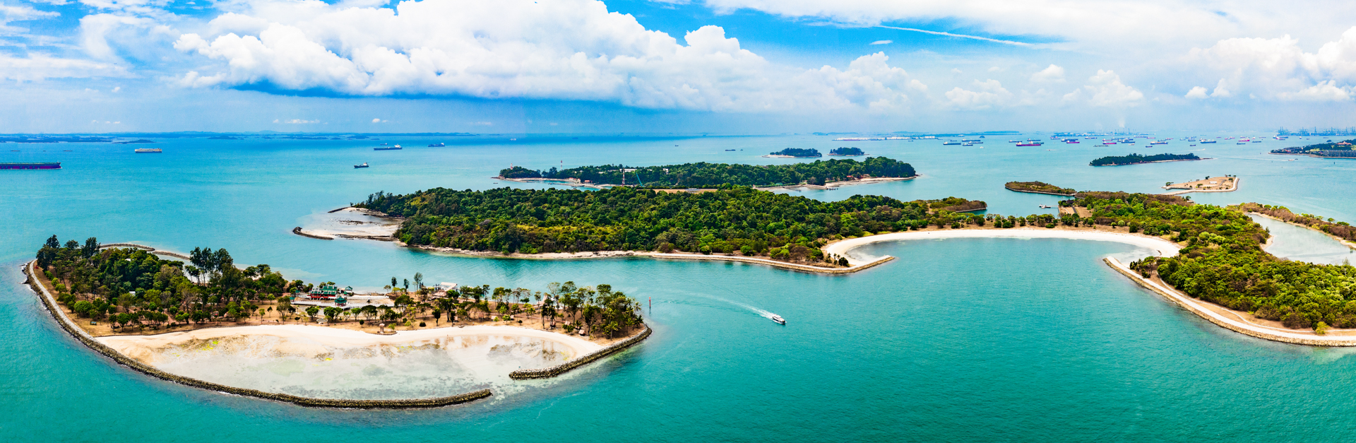 St John Island – A Tropical Island in Singapore