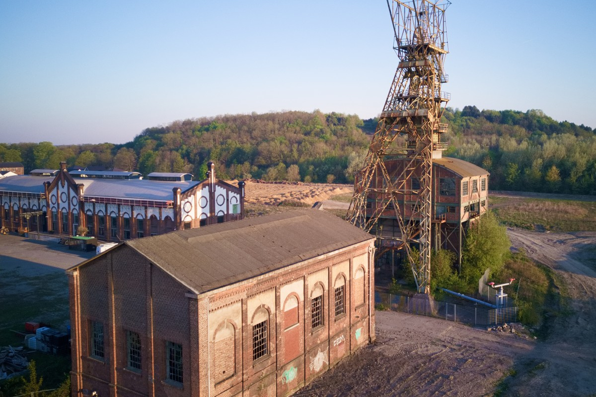 Coal Mine – Lost Places