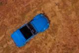 2cv bleue paille