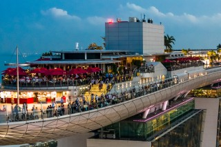 THE SPACESHIP II – Singapore Marina Bay Sands Hotel