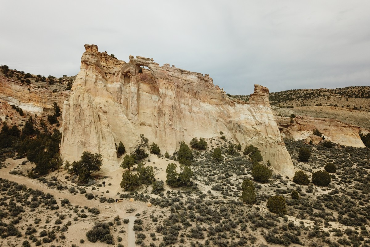 Utah over Easter
