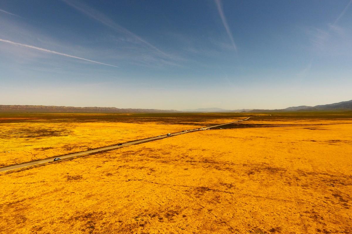 California, various locations