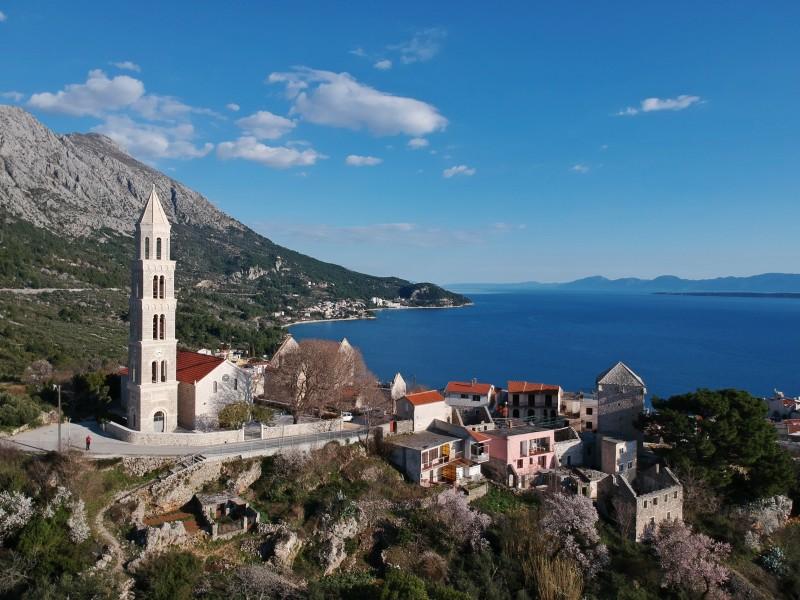 Igrane,Croatia