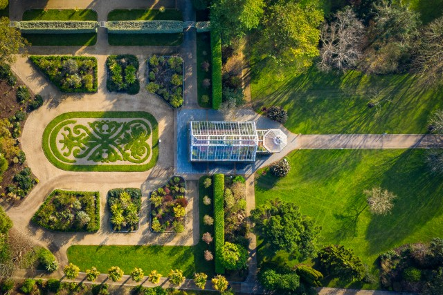 Gardens of Malahide Castle