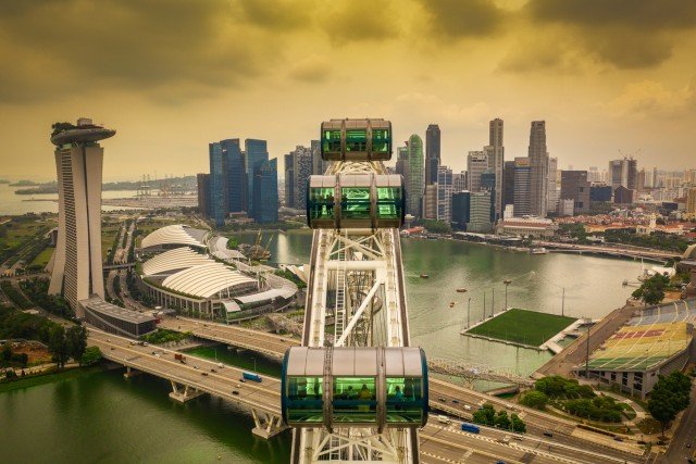 The Eye: Singapore Flyer