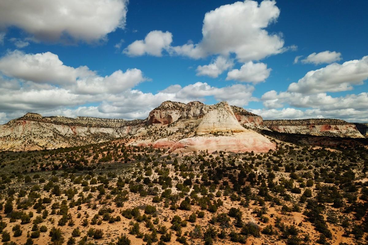 Utah by drone