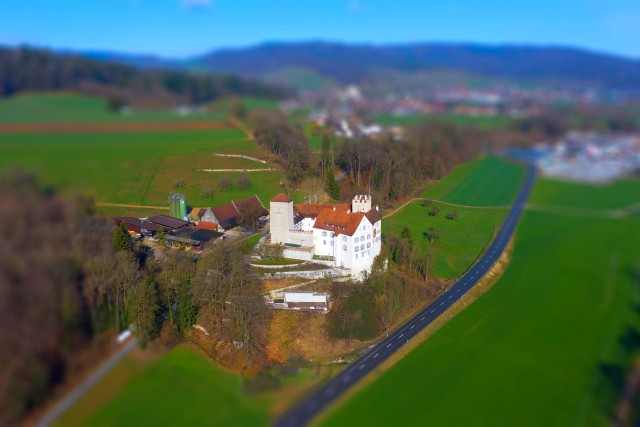 Castle Wildenstein – Switzerland