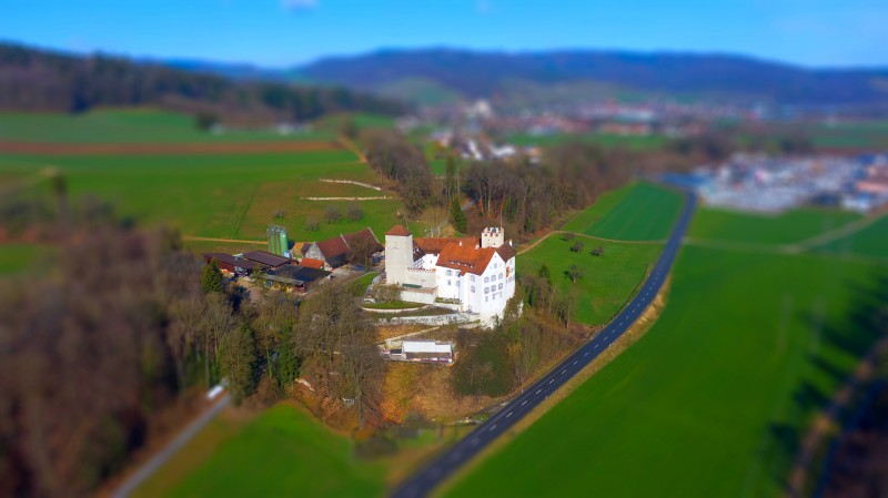 Castle Wildenstein – Switzerland