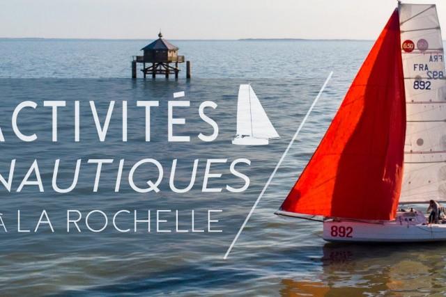 Activités Nautiques à La Rochelle