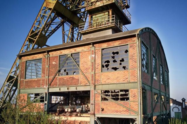Coal Mine – Lost Places