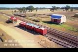 Muckleford Railway Station | Victorian Goldfields Railway