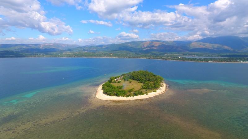Potipot Island, Zambales