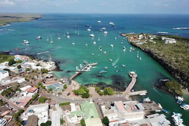 2019 Puerto Ayora, Santa Cruz, Galapagos