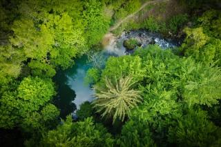 Birth of a river…