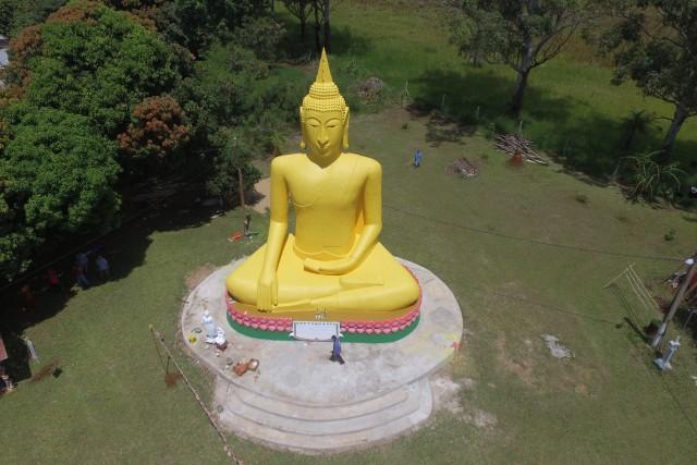 Buda, comunidad Laosiana de Posadas, Misiones, Argentina.