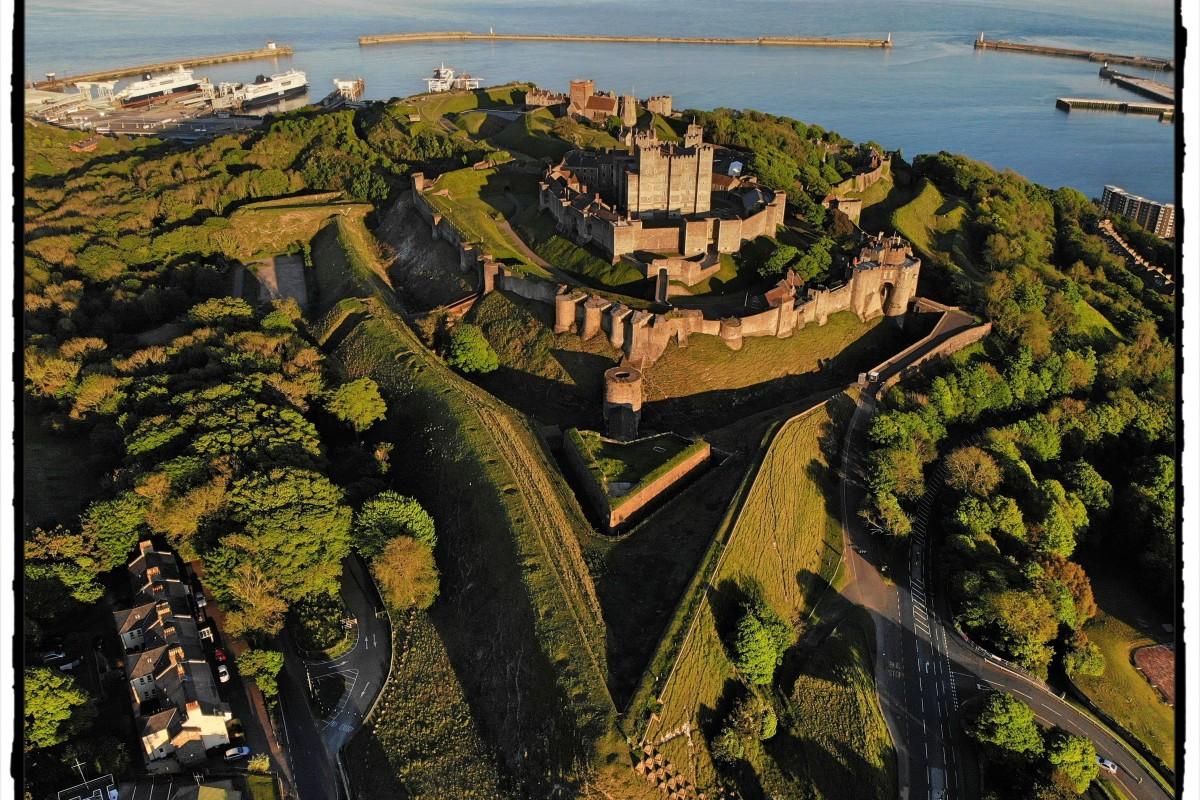 Dover Castle – 01