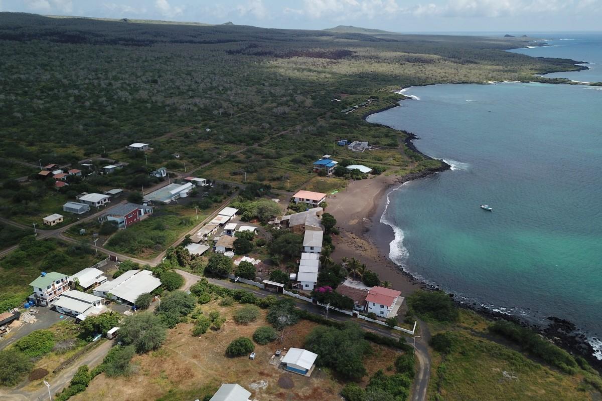 Puerto Velazco Ibarra Floreana Island