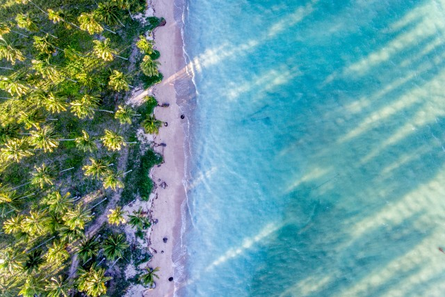 Milagres Beach