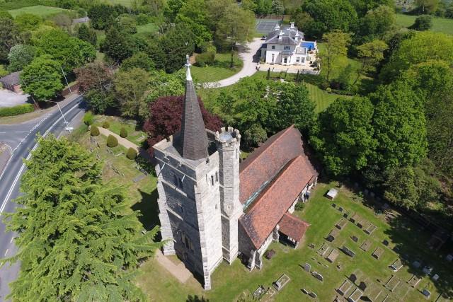 Wickford Church