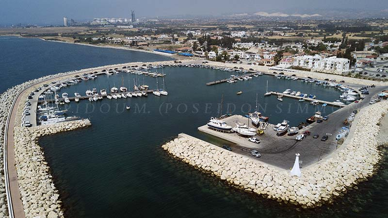 Zigi harbour
