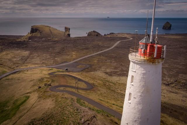 Reykjanes Lighthouse, Iceland