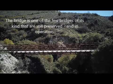 Trozena bridge Cy[ris