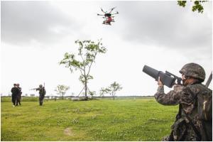 Illegal Drone Response Enhanced with Advanced Technology – 비즈니스코리아 – BusinessKorea