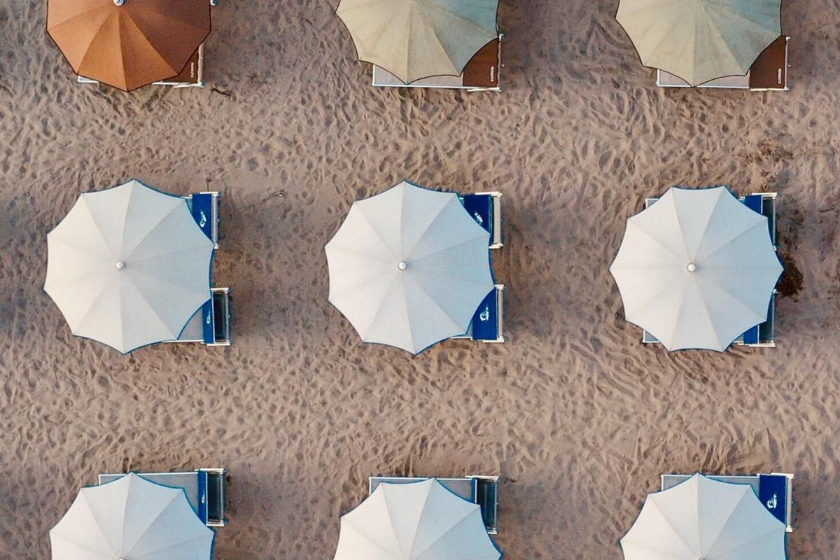 Umbrellas II