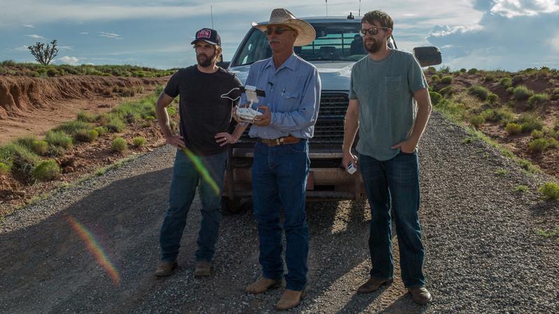 Drone on the Range – WesternHorseman.com