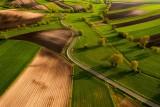 Patchwork land